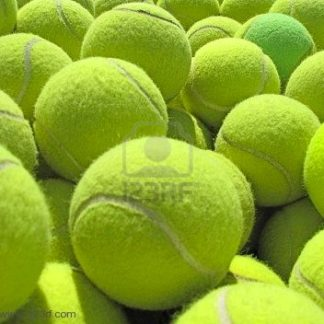 cheap used tennis balls